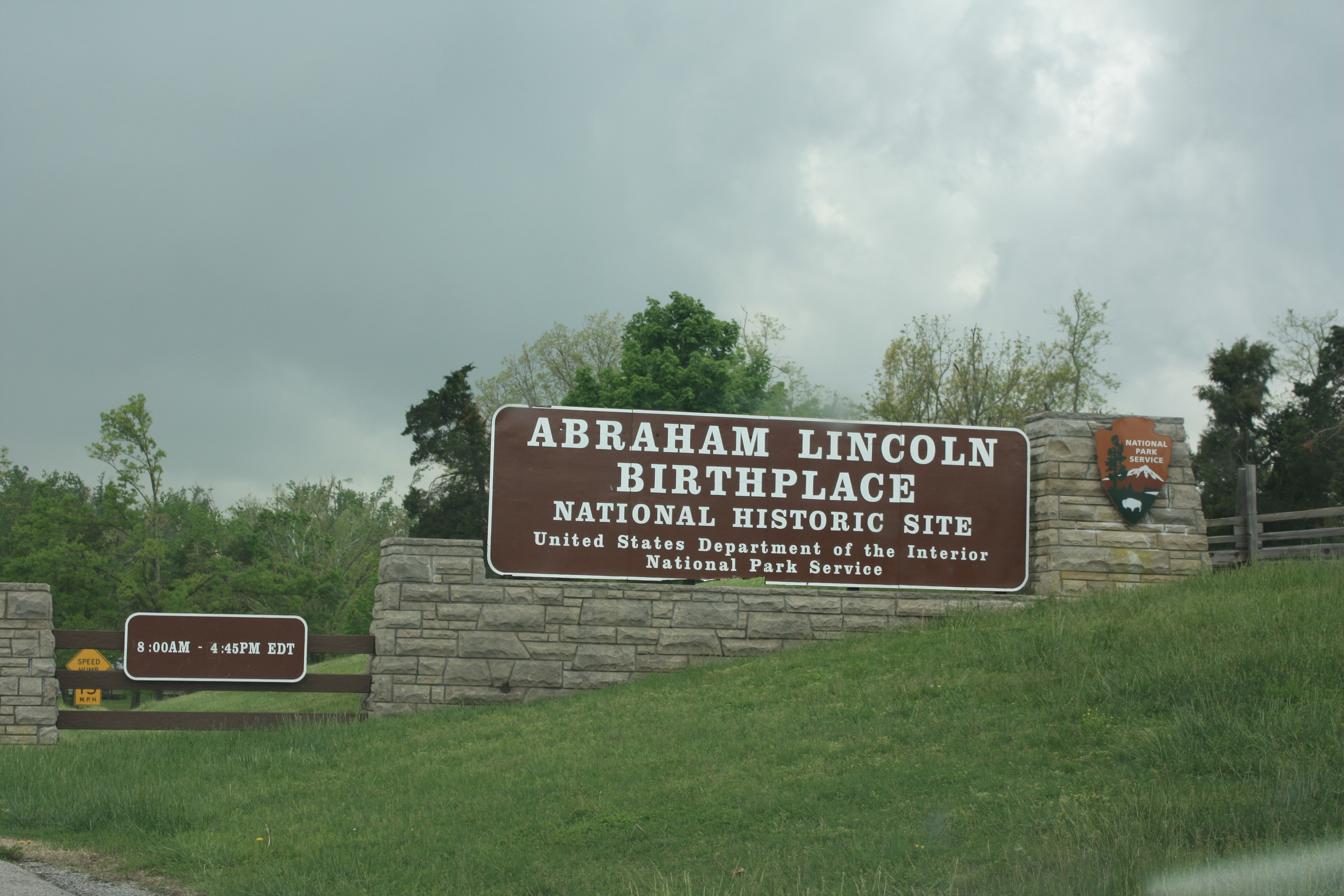 Abe Lincoln's Birthplace
