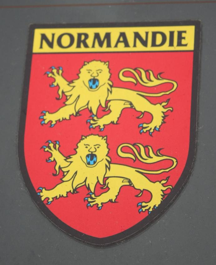 The Lions of Normandy — Photo 42 — Project 365