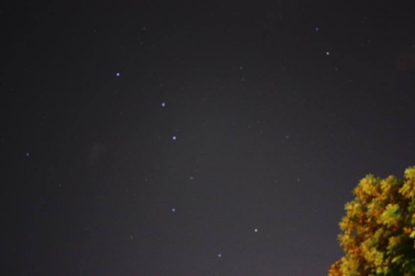 The Big Dipper — Photo 6 — Project 365