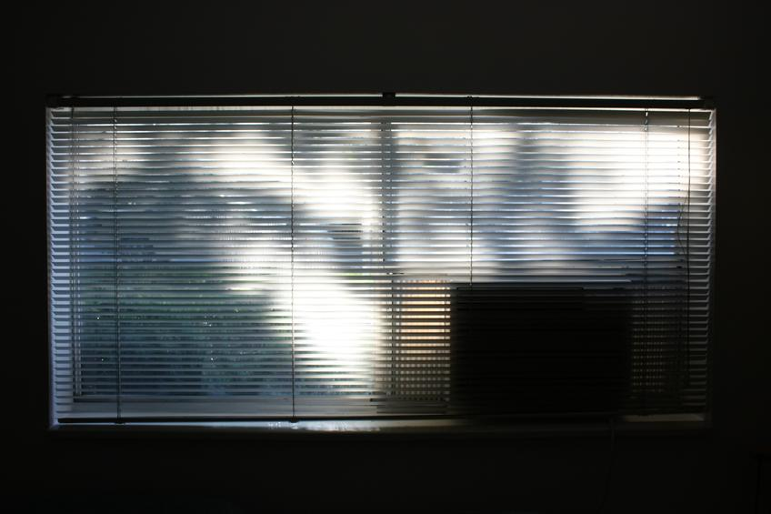 Light Through the Blinds — Photo 10 — Project 365