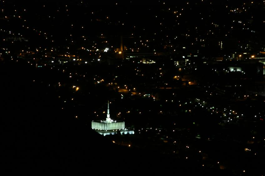 The Provo Temple — Photo 19 — Project 365
