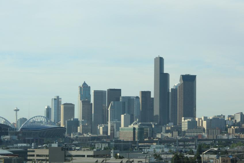 Seattle Skyline — Photo 25 — Project 365
