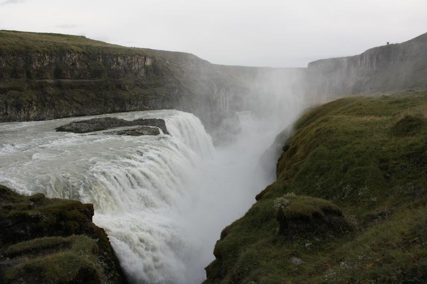 Icelandic Waterfall — Photo 37 — Project 365