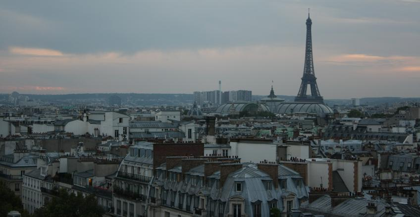 Paris Skyline — Photo 40 — Project 365