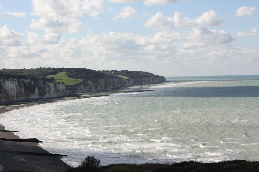The White Cliffs of Normandy — Photo 52 — Project 365