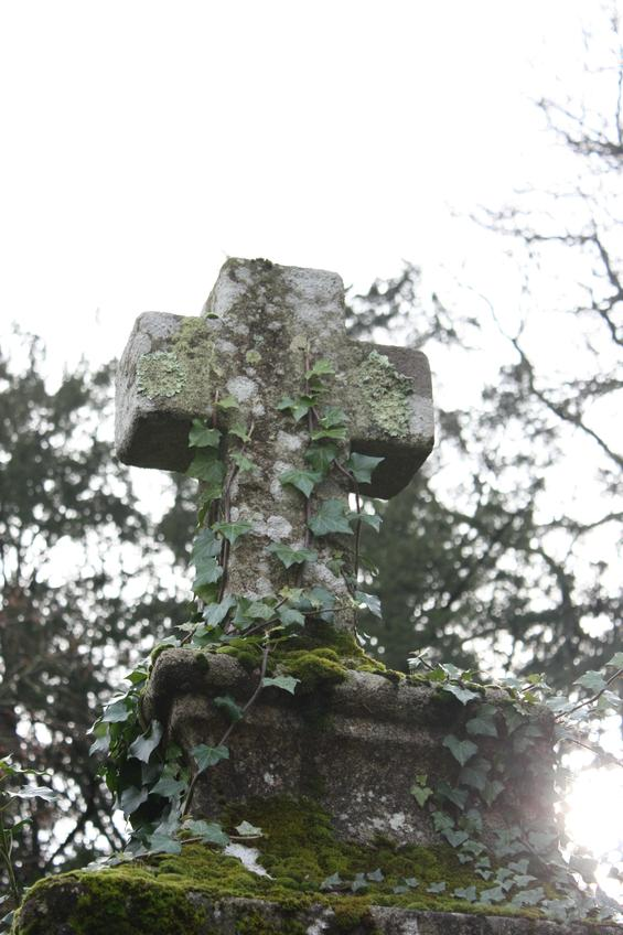Celtic Cross — Photo 69 — Project 365
