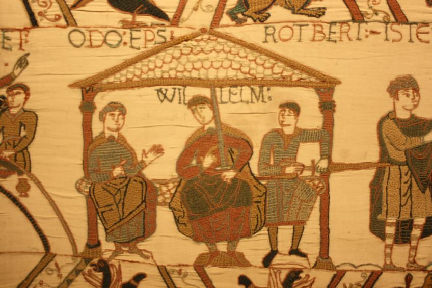 William the Conqueror at Bayeux — Photo 81 — Project 365