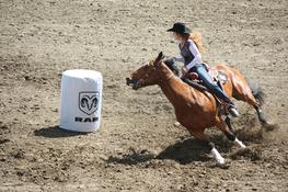 Barrel Racing — Photo 90 — Project 365