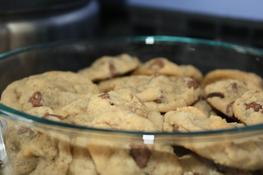 Cookies; Chocolate Chip! — Photo 99 — Project 365